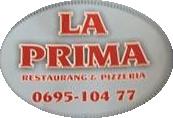 Välkommen La Prima Pizzeria